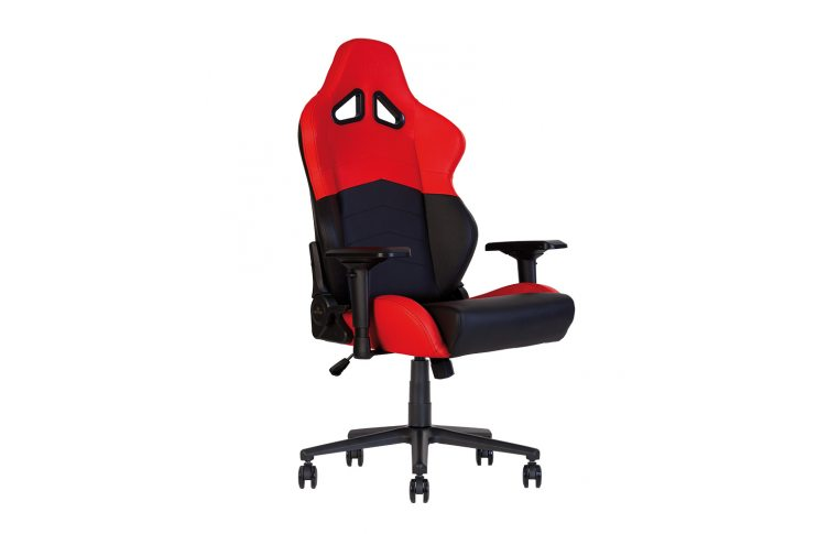 Игровые кресла: купить Кресло для геймеров Hexter pc r4d Tilt mb70 Eco/01 Black/Red - 1
