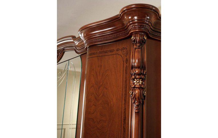 Итальянская мебель для спальни: купить Спальня Regina noce Mobil Piu - 2