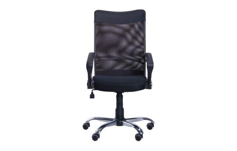 Кресла для руководителя: купить Кресло Аеро HB Line сетка черный - 4