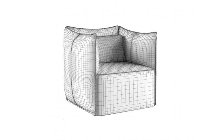 Мягкая мебель: купить Кресло Кубик LeComfort (Kubik) - 3