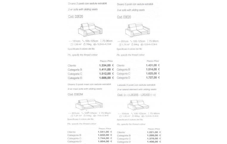 Мягкая мебель: купить Диван Astor - 9