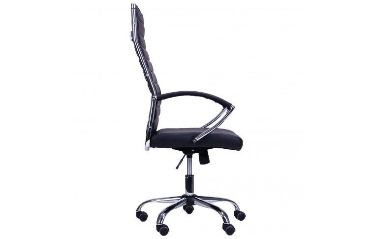 Кресла для руководителя: купить Кресло Jet HB XH-637 черный AMF - 2