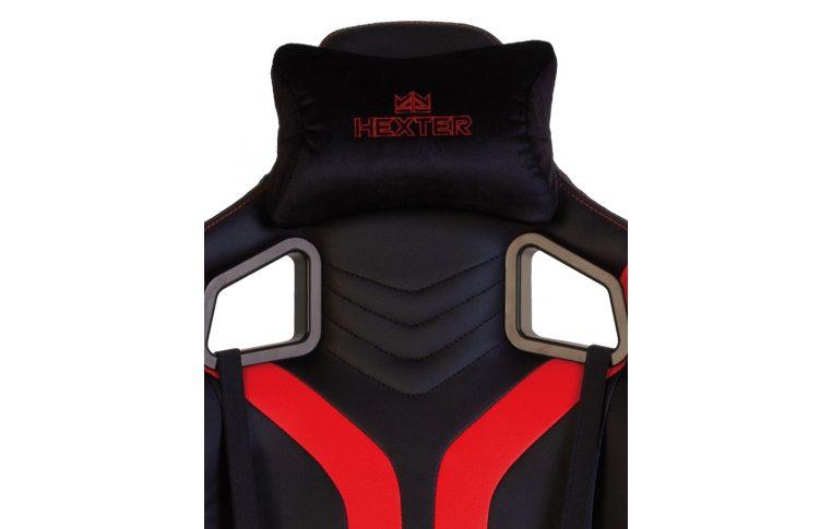 Игровые кресла: купить Кресло для геймеров Hexter Pro r4d Tilt mb70 Eco/03 Black/Red - 7