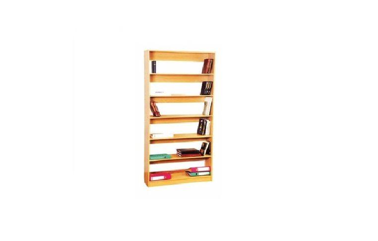 Школьные шкафы: купить Стеллаж односторонний - 1