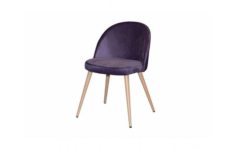 Кухонные стулья: купить Стул Паркер фиолетовый - 1