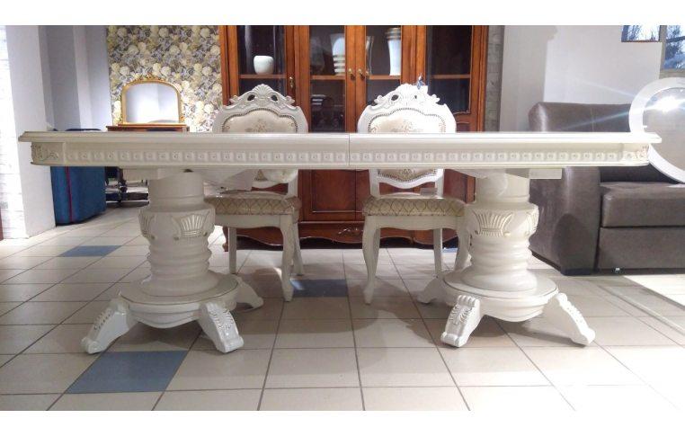 Кухонные столы: купить Стол DM-P22 белый - 2