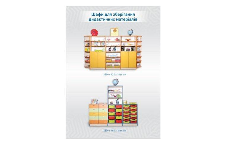 Школьные парты: купить Стол-парта ученический регулируемый по высоте (оранж, 3-6 рост, ширина 605) - 6