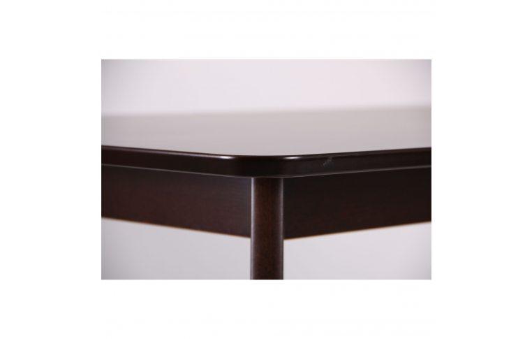 Кухонные столы: купить Стол обеденный раздвижной Виндзор орех темный AMF - 4