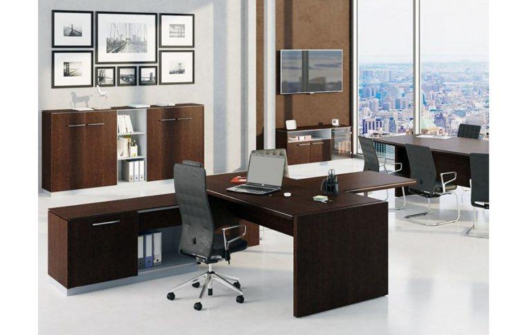 """Офисная мебель: купить Кабинет """"Рей"""" Шкаф - 1"""