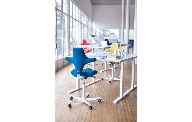 Кресла для руководителя: купить Кресло Hag 8106 Grey Capisco - 6