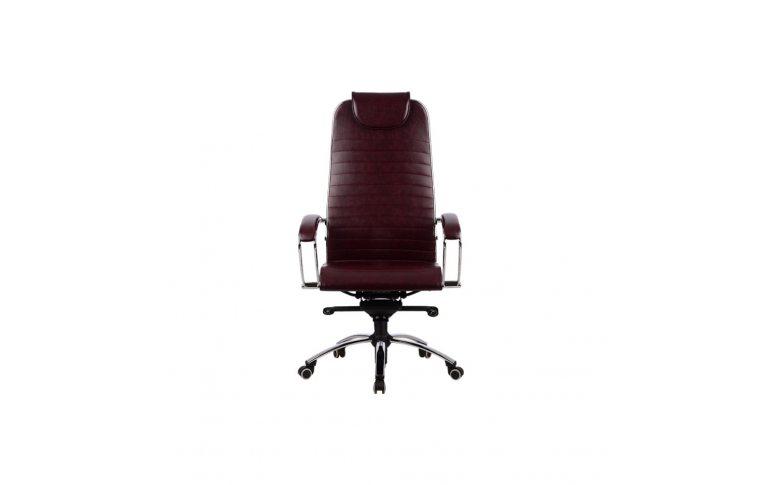Кресла для руководителя: купить Кресло Samurai K1 Bordo - 2