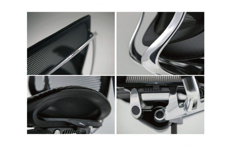 Эргономические кресла: купить Эргономичное кресло для компьютера Contessa Seconda Okamura - 3