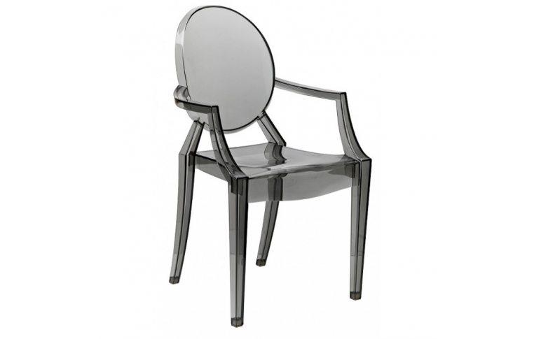 Кухонные стулья: купить Стул Каспер прозрачный гранит - 1