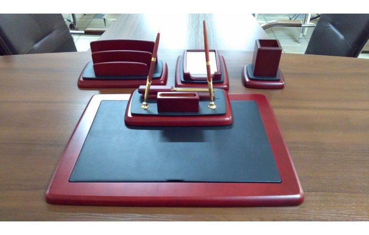 Мебель для руководителя: купить Настольный набор для руководителя B200010 - 2