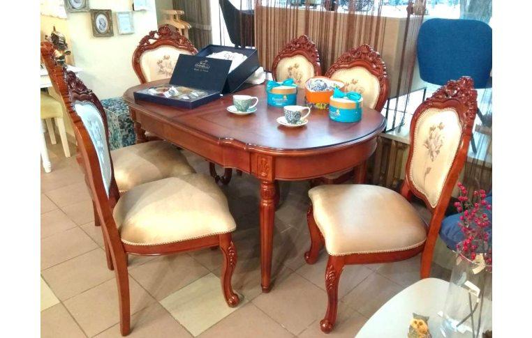 Кухонные столы: купить Стол обеденный Изабель - 1