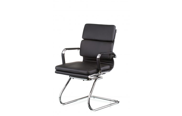 Офисные кресла: купить Кресло Solano 3 conference black - 1