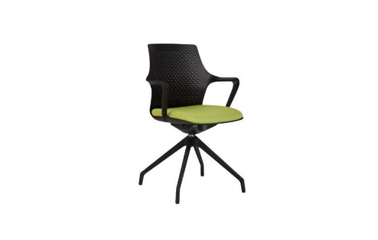 Офисные стулья: купить Стул Gemina black SWG PL68-4S - 1