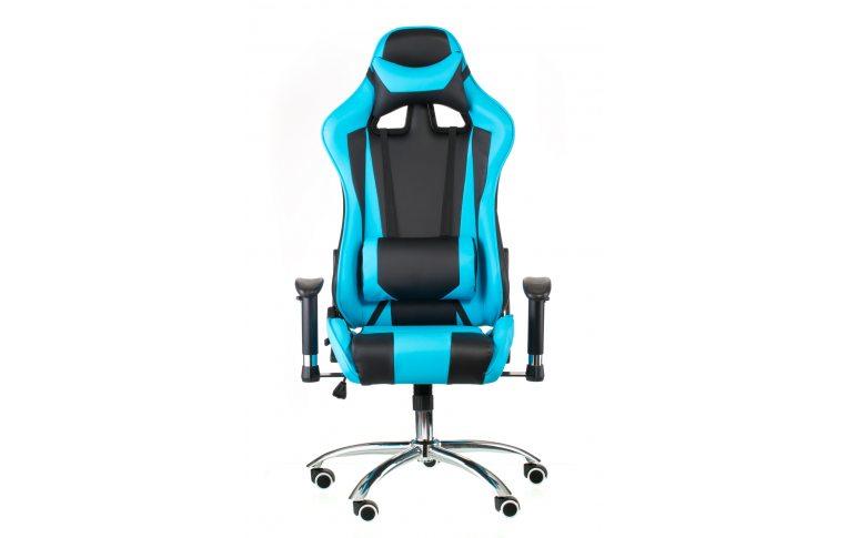 Геймерские кресла: купить Кресло ExtremeRace black/blue - 2