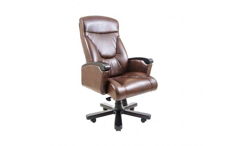 Кресла для руководителя: купить Кресло Босс Флай 2231-1 коричневый Richman - 1