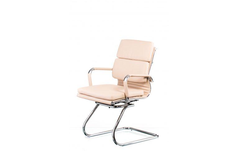Офисные кресла: купить Стул Solano 3 conference beige - 1