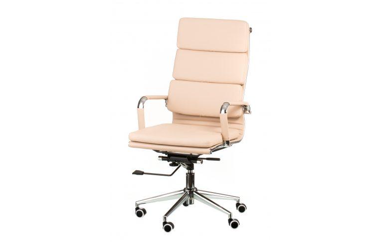 Офисные кресла: купить Кресло Solano 2 artleather beige - 1