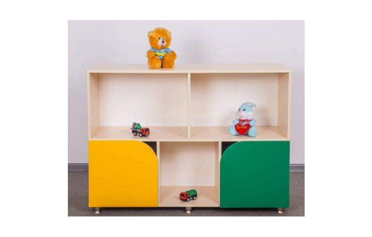 Мебель для детского сада: купить Секция с малыми дверьми - 1