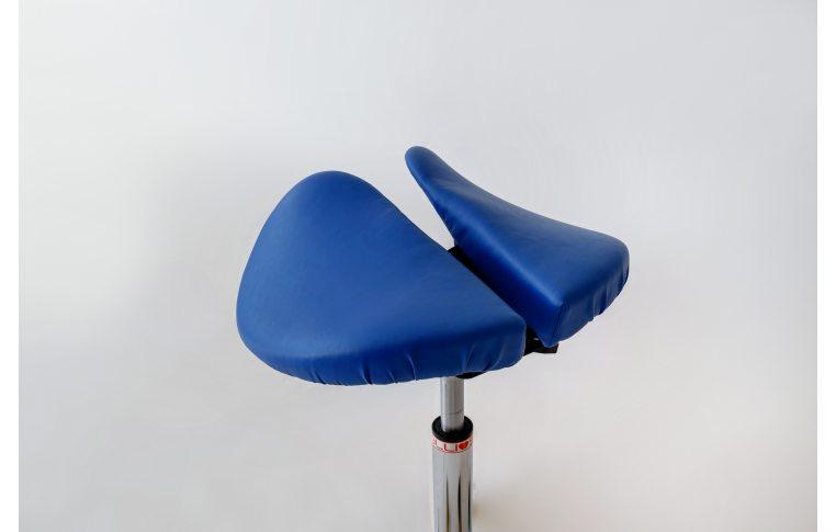 Эргономичные стулья: купить Стул-седло Salli Chin синий - 3