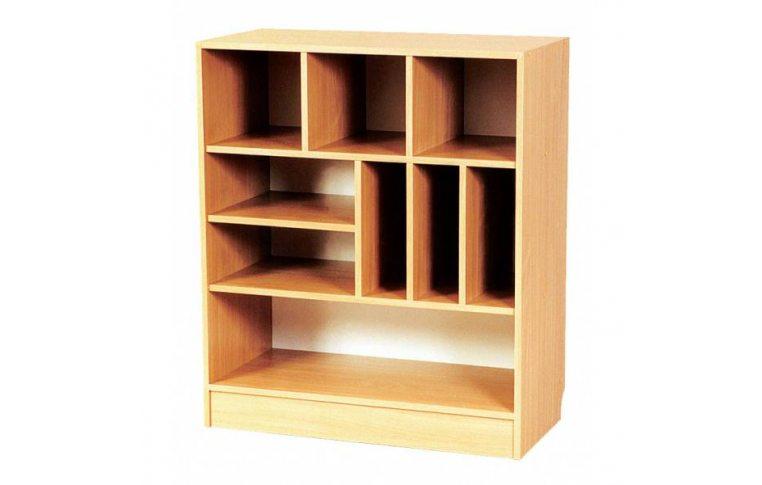 Школьные шкафы: купить Тумба нижняя открытая С-016 - 1