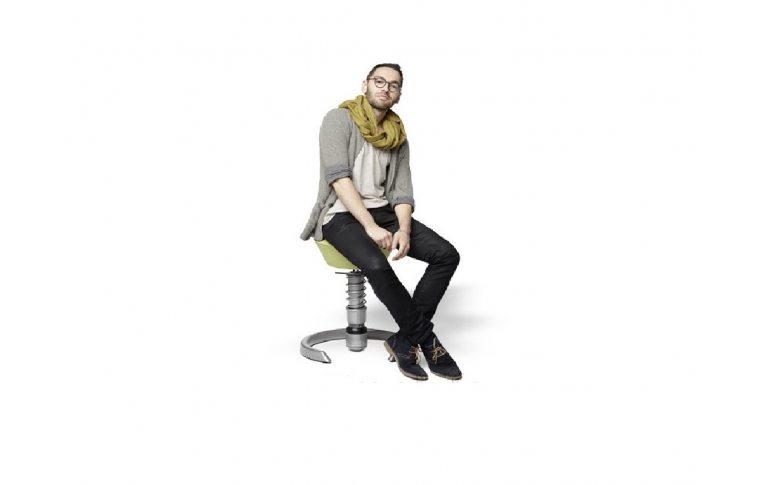 Эргономичные стулья: купить Динамический стул Swopper - 3