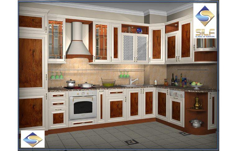 Кухонная мебель: купить Кухня под заказ Татьяна Сильф - 1