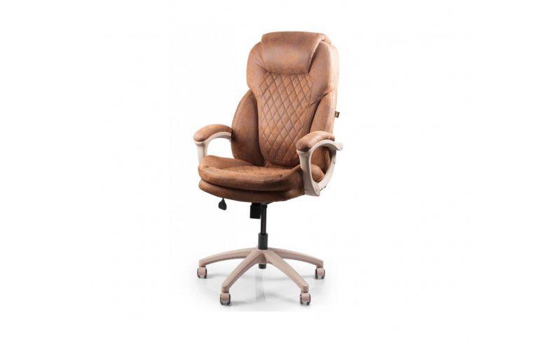 Кресла для руководителя: купить Кресло Barsky Soft Arm Leo SFbg-01 - 1