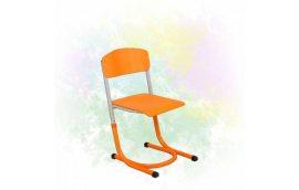 Школьные стулья: купить Стул ученический с переменной высотой (ростовая группа 3-6) -