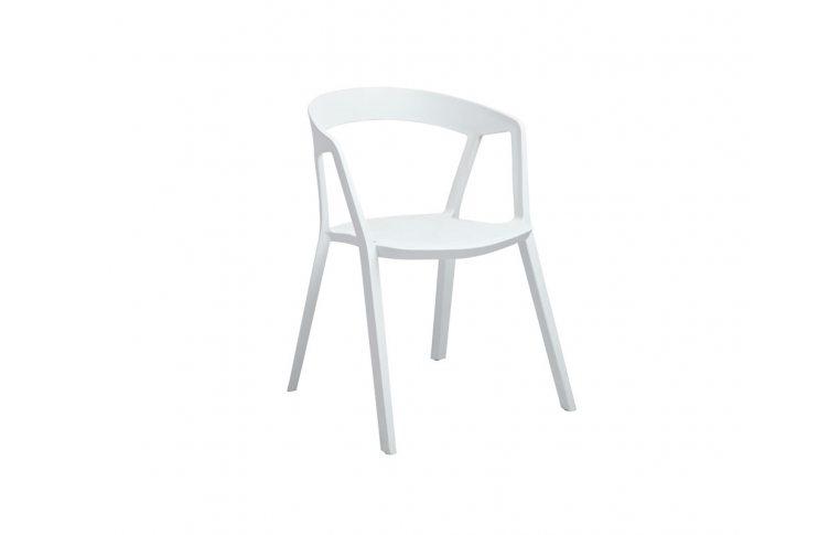 Кухонные стулья: купить Кресло Корнер (белый) Domini - 1