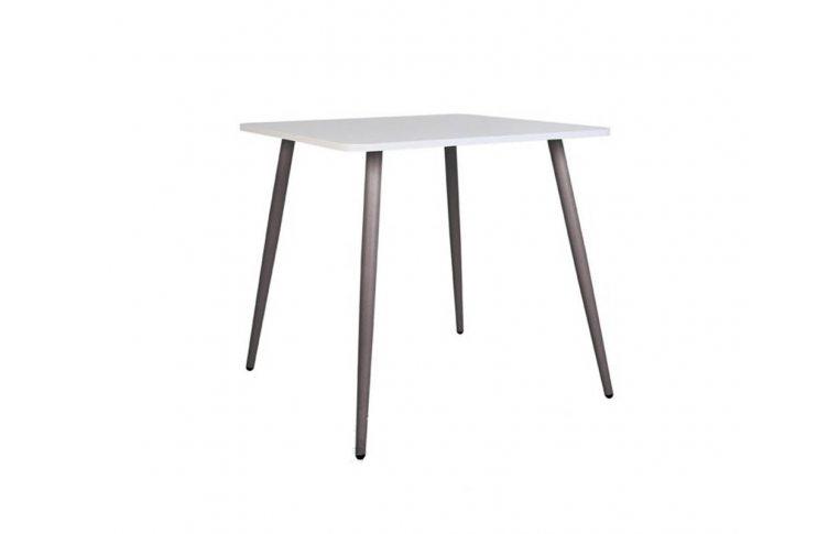 Кухонные столы: купить Стол Modern lite H18 antr 70х70 - 1