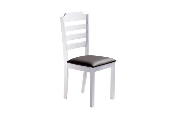 Кухонная мебель: купить Стул Юстас (белый) Domini - 1
