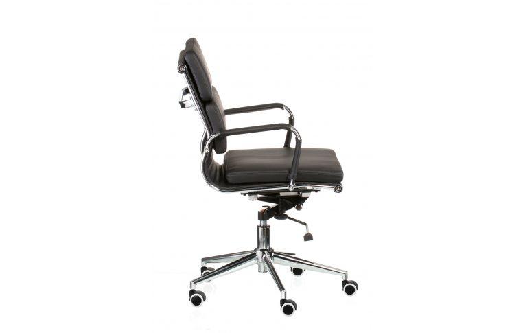 Офисные кресла: купить Кресло Solano 3 artleather black - 4