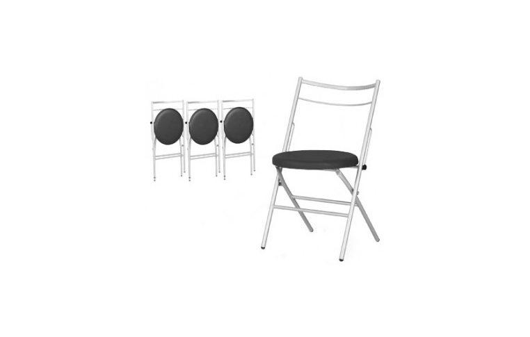 Офисные стулья: купить Стул складной Piccolo alu V-4 Пикколо - 2