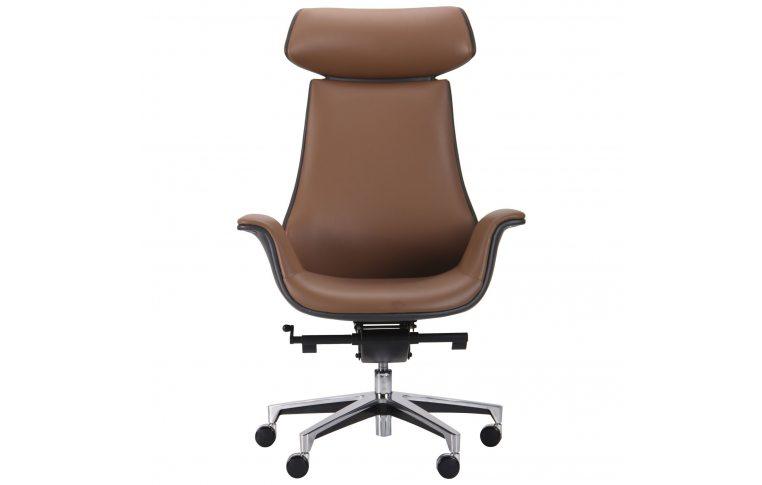 Кресла для руководителя: купить Кресло Bernard HB Brown/Dark Grey AMF - 3