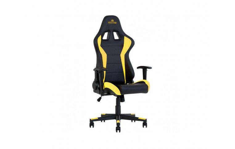 Геймерские кресла: купить Кресло для геймеров Hexter ML R1D tilt Pl70 Eco/01 black/yellow - 1