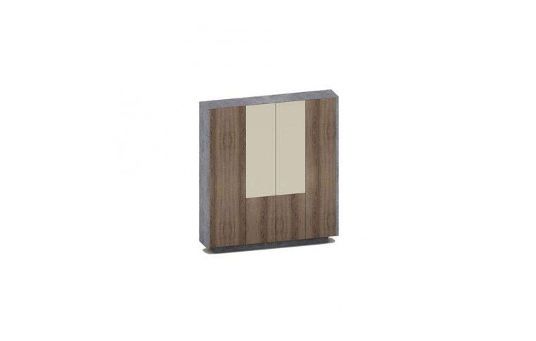 Офисная мебель: купить Шкаф Урбан 30/813 (2104*400*H2258) - 1