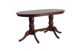 Кухонная мебель: купить Cтол Анжелика V 1500 Каштан DOMINІ