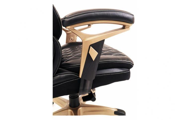 Кресла для руководителя: купить Кресло Сенат черный Richman - 4