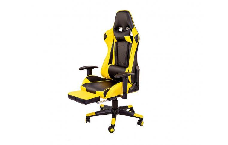 Кресла для руководителя: купить Кресло Drive yellow Goodwin - 3