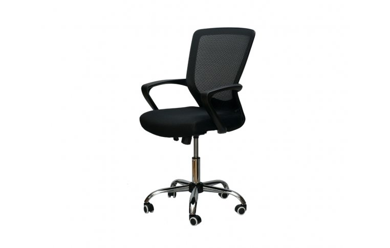Компьютерные кресла: купить Кресло Marin black - 1