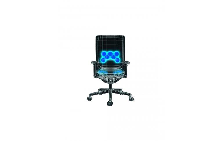 Эргономические кресла: купить Кресло Mera Klimastuhl Klober c подогревом и вентиляцией - 3