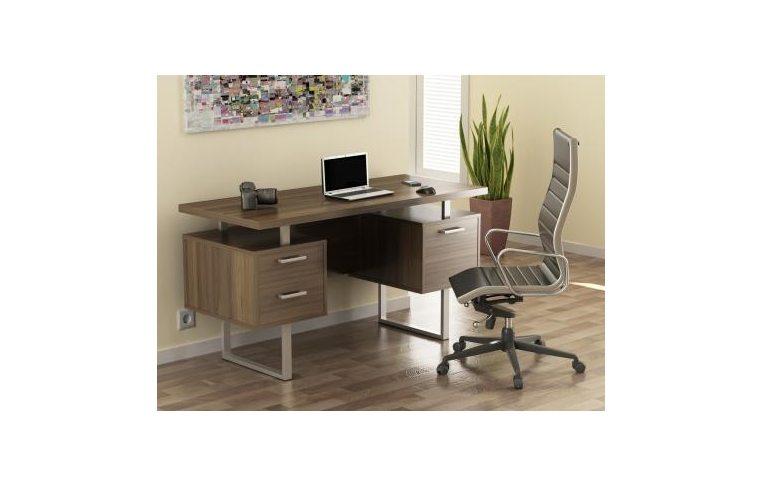 Письменные столы: купить Стол Рустер L-81 - 4