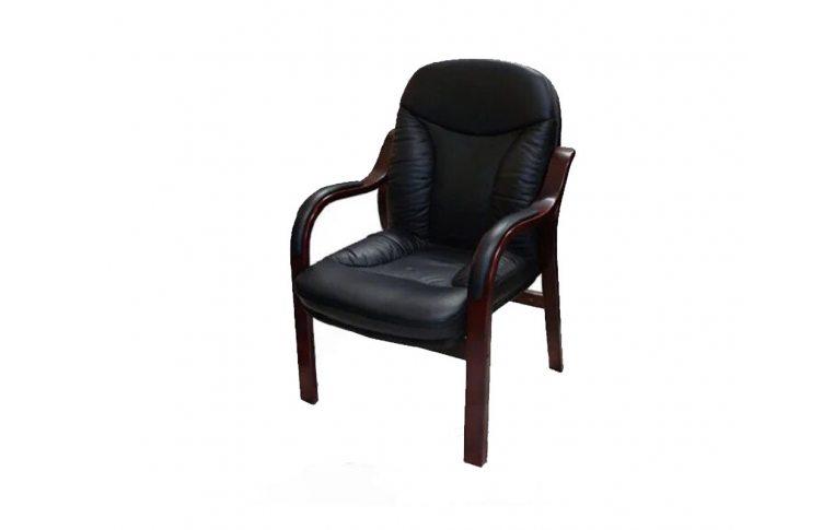 Конференц кресла и стулья: купить Конференц кресло Гранд конф CA1316C коричневый Диал - 1
