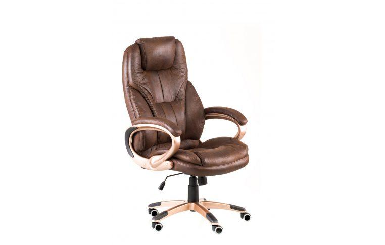 Офисные кресла: купить Кресло Bayron dark brown - 7