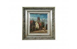 Декор для дома: купить Картина Утро в деревне