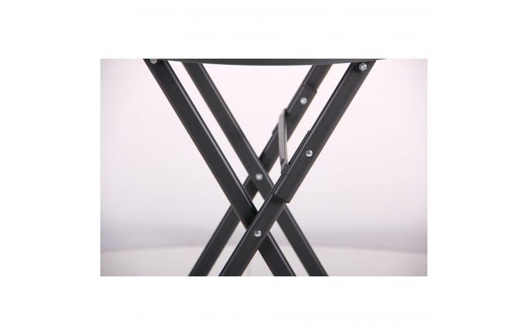 : купить Стол Maya т.серый, стекло AMF - 7